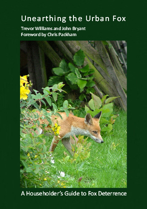 Unearthing the Urban Fox - Householder's Guide to Fox Deterrence